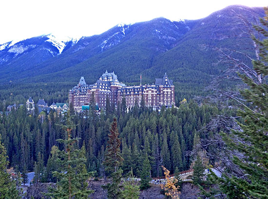 Fairmontbanffspringshotel