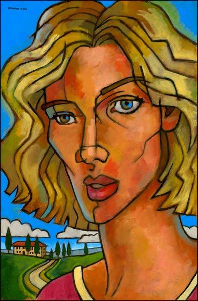 Tuscanwoman