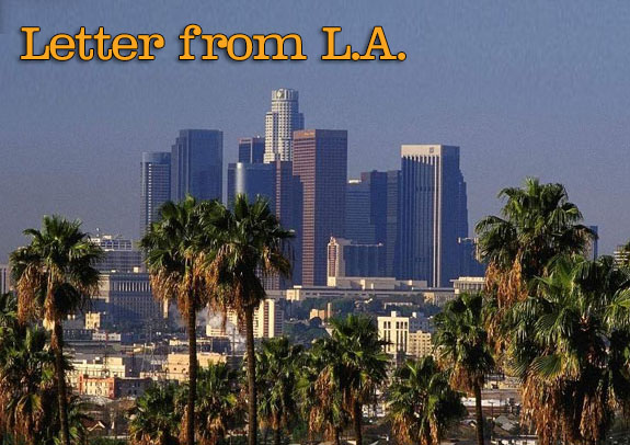 Letter fm LA