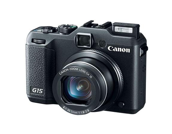 Canon g15 productshot