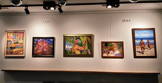 Exhibition Douglas I