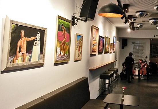 Exhibition Douglas IV