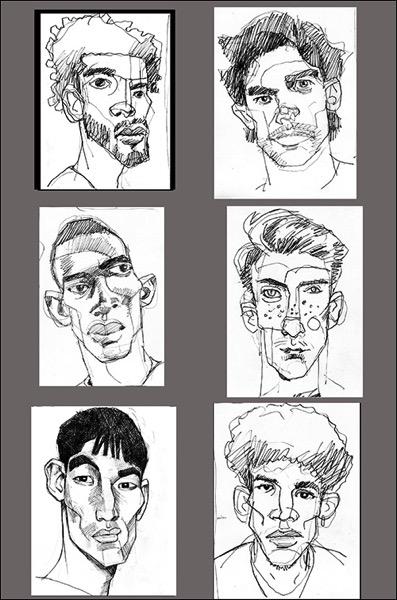 6upfaces 1